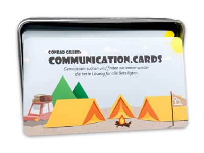 Communication Cards Box